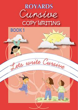 Cursive Copywriting Book 1