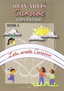 Cursive Copywriting Book 4