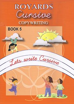 Cursive Copywriting Book 5