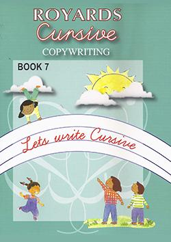 Cursive Copywriting Book 7