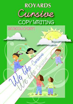 Cursive Copywriting Introductory Book 1