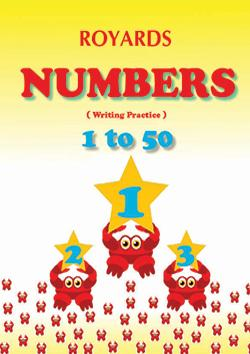 Numbers 1-50