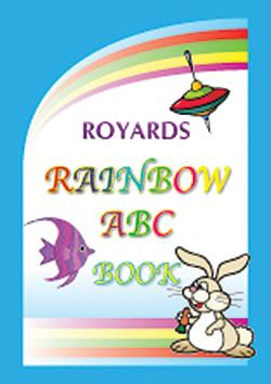 Rainbow ABC book