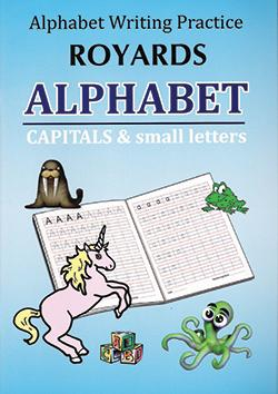 Alphabet Capital & Small letters